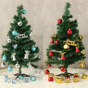 32PCS Christmas Tree Decoration Balls Drums Bells Baubles Ornaments Kids Children Party Supplies