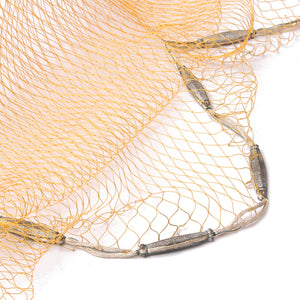 ZANLURE 3.2 x 2m Nylon Monofilament Fishing Gill Net for Hand Casting Fishing Tackle Mesh