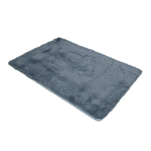 110x160 Fluffy Rugs Modern Shaggy Area Floor Mat Yoga Mats