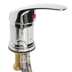 Shampoo Bowl Hot Cold Faucet Spray Hose Repalcement