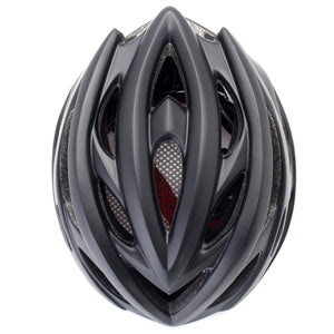 BIKIGHT Ultraligt 24 Air Vents Integrally-molded Bike Safety Helmet with Headlamp