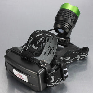 T6 LED Bike Bicycle Headlamp Headlight Front Light 3 Modes