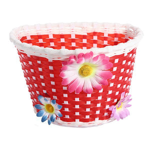 Bicycle Bike Front Basket Decoration For Children