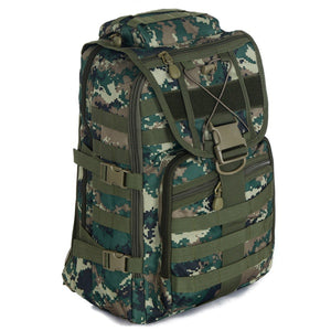 40L Tactical Camping Hiking Traveling Mountaineering Backpack