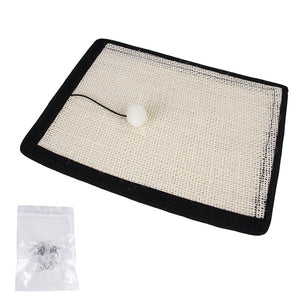 Portable Foldable Anti Static Washable Cat Scratching Mat