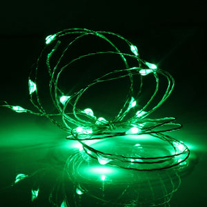 2M 20 LED USB Copper Wire LED String Fairy Light for Christmas Xmas Party Decor