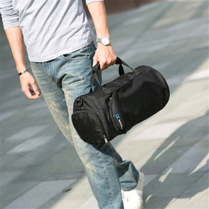 Outdoor Sports Gym Shoulder Bag Luggage Duffel Backpack Travel Fitness Handbag