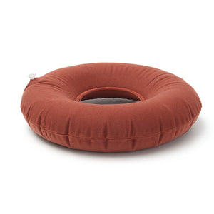 Inflatable Rubber Hemorrhoid Ulcer Treating Pressure Reduce Pain Relief Air Seat Cushion