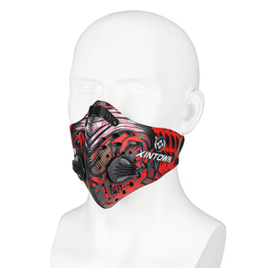 Training High Altitude Hypoxia Mask Oxygen Controlled Mask