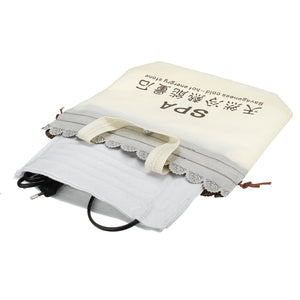 Electric Heating Bag Energy Massage Stone Heater Bag 220V