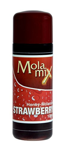 Mola Mix - Erdbeere 100ml - Shisha Tabak Molasse Melasse-HOME-EKNA GmbH & Co. KG