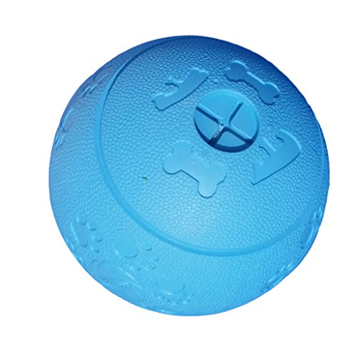 WEPO® Hundespielzeug Hundeball Robuster Naturkautschuk Ball - Snackball/Futterball-PET_SUPPLIES-EKNA GmbH & Co. KG