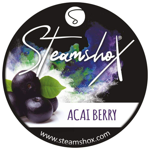 SteamShox - 70g - Acai Berry