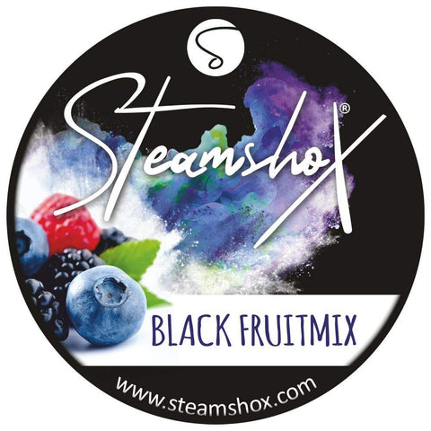 SteamShox - 70g - Black Fruit Mix