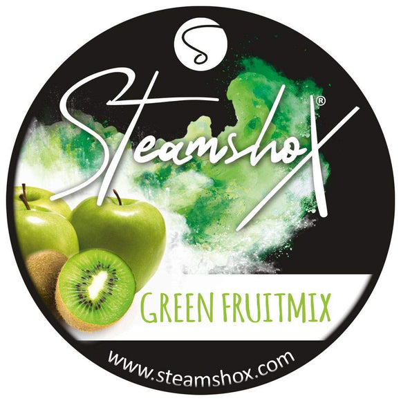 SteamShox Dampfsteine - 70g - Green Fruit Mix (12,13/100g)-EKNA GmbH & Co. KG