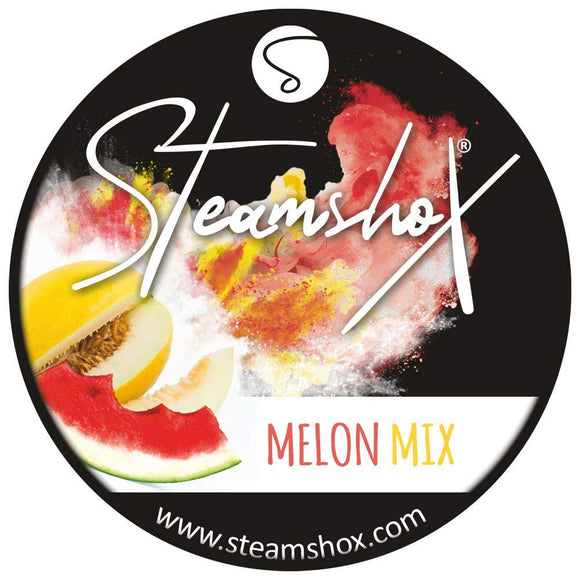 SteamShox Dampfsteine - 70g - Melon Mix (12,13/100g)-EKNA GmbH & Co. KG