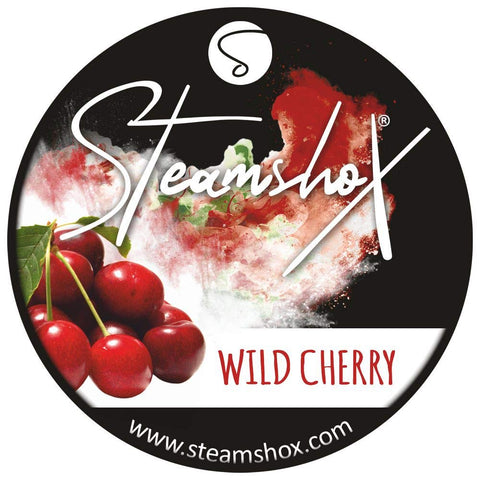 SteamShox - 70g - Wild Cherry