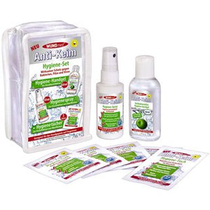 WUNDmed® Anti-Keim Hygiene-Set (9,05 €/100ml)-Desinfektionsmittel-EKNA GmbH & Co. KG