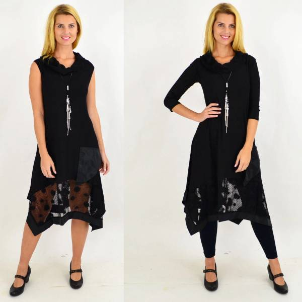 dress up tunic dress - versatile