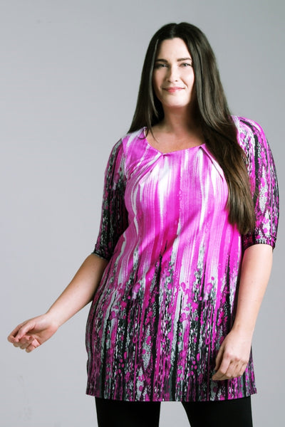 Purple Delight Tunic