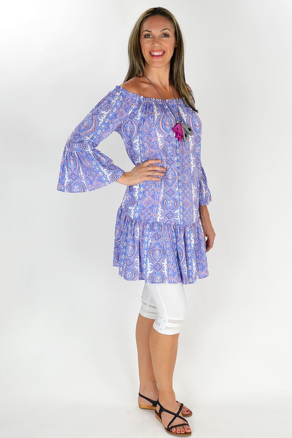Persian Princess Tunic - at I Love Tunics @ www.ilovetunics.com = Number One! Tunics Destination