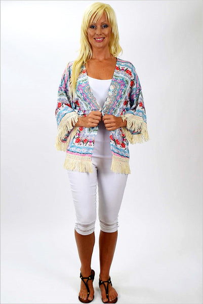 Maryanne Pastel Jacket