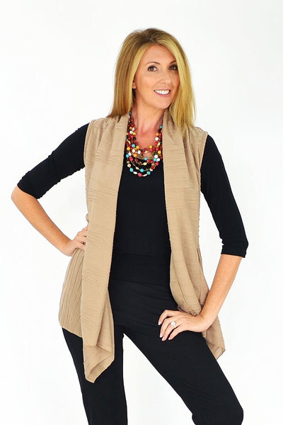 Natalie Vest - at I Love Tunics @ www.ilovetunics.com = Number One! Tunics Destination