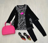 The Zebra Tunic - at I Love Tunics @ www.ilovetunics.com = Number One! Tunics Destination