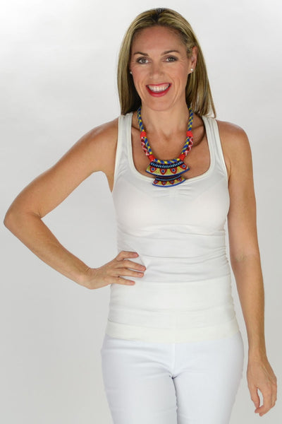 Aztec Steps Necklace