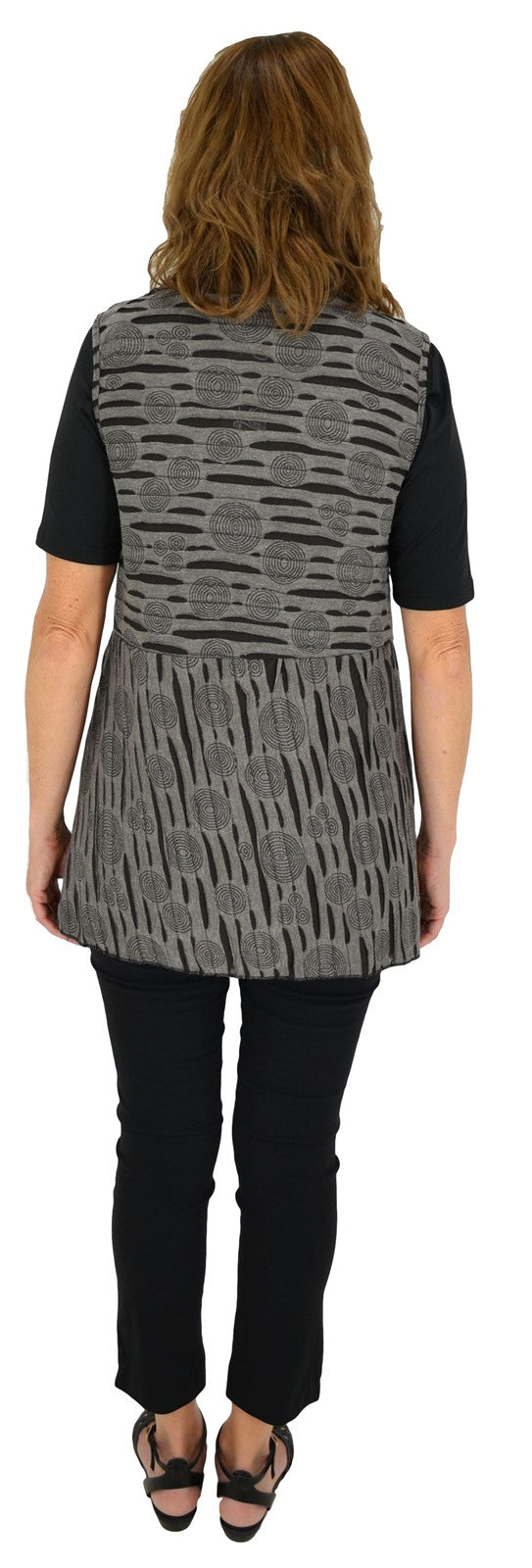 New York Vest - at I Love Tunics @ www.ilovetunics.com = Number One! Tunics Destination