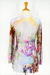 Reflections in the Water Tunic - at I Love Tunics @ www.ilovetunics.com = Number One! Tunics Destination
