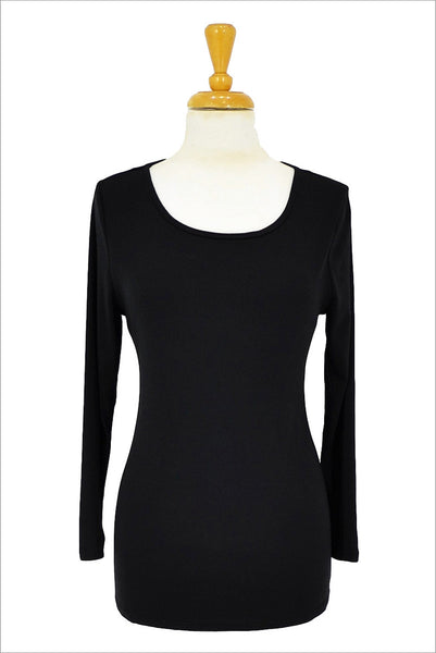 Black Full Sleeve Basic