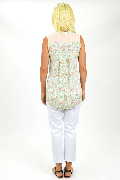 Peaches and Cream Tunic Top - I Love Tunics @ www.ilovetunics.com