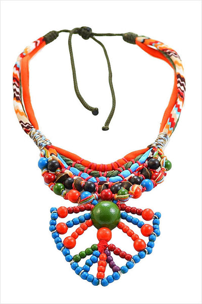 Inca goddess necklace - at I Love Tunics @ www.ilovetunics.com = Number One! Tunics Destination