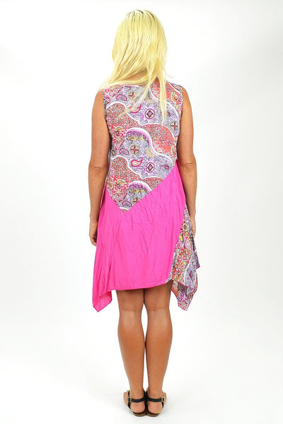 Pink Jodie Tunic - at I Love Tunics @ www.ilovetunics.com = Number One! Tunics Destination