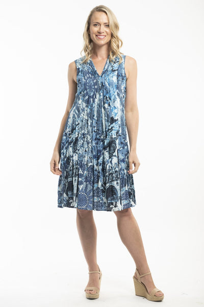 Orientique Como Tunic Dress