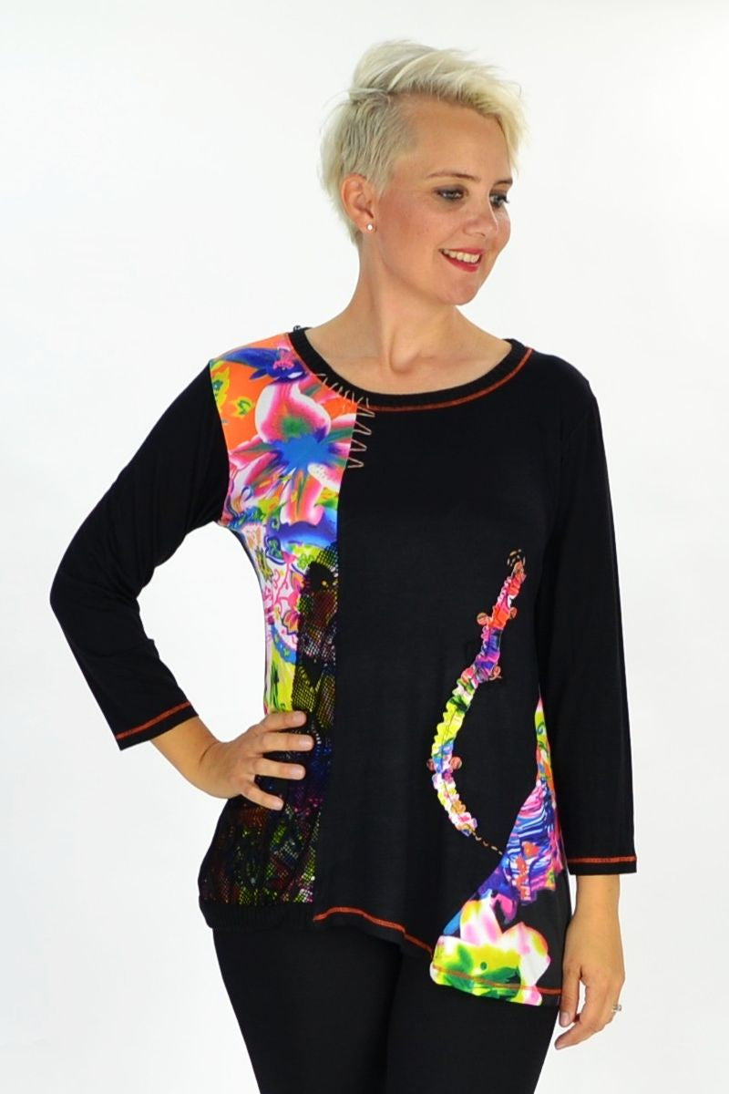 Betty Beautiful Tunic | I Love Tunics | Tunic Tops | Tunic Dresses | Women's Tops | Plus Size Australia | Mature Fashion