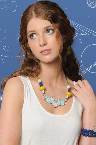 Nautical Necklace - I Love Tunics @ www.ilovetunics.com