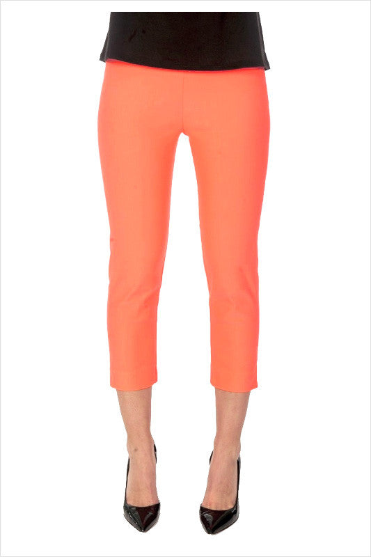 Threadz Pink 3/4 Pants - at I Love Tunics @ www.ilovetunics.com = Number One! Tunics Destination