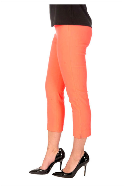 Threadz Pink 3/4 Pants - I Love Tunics @ www.ilovetunics.com