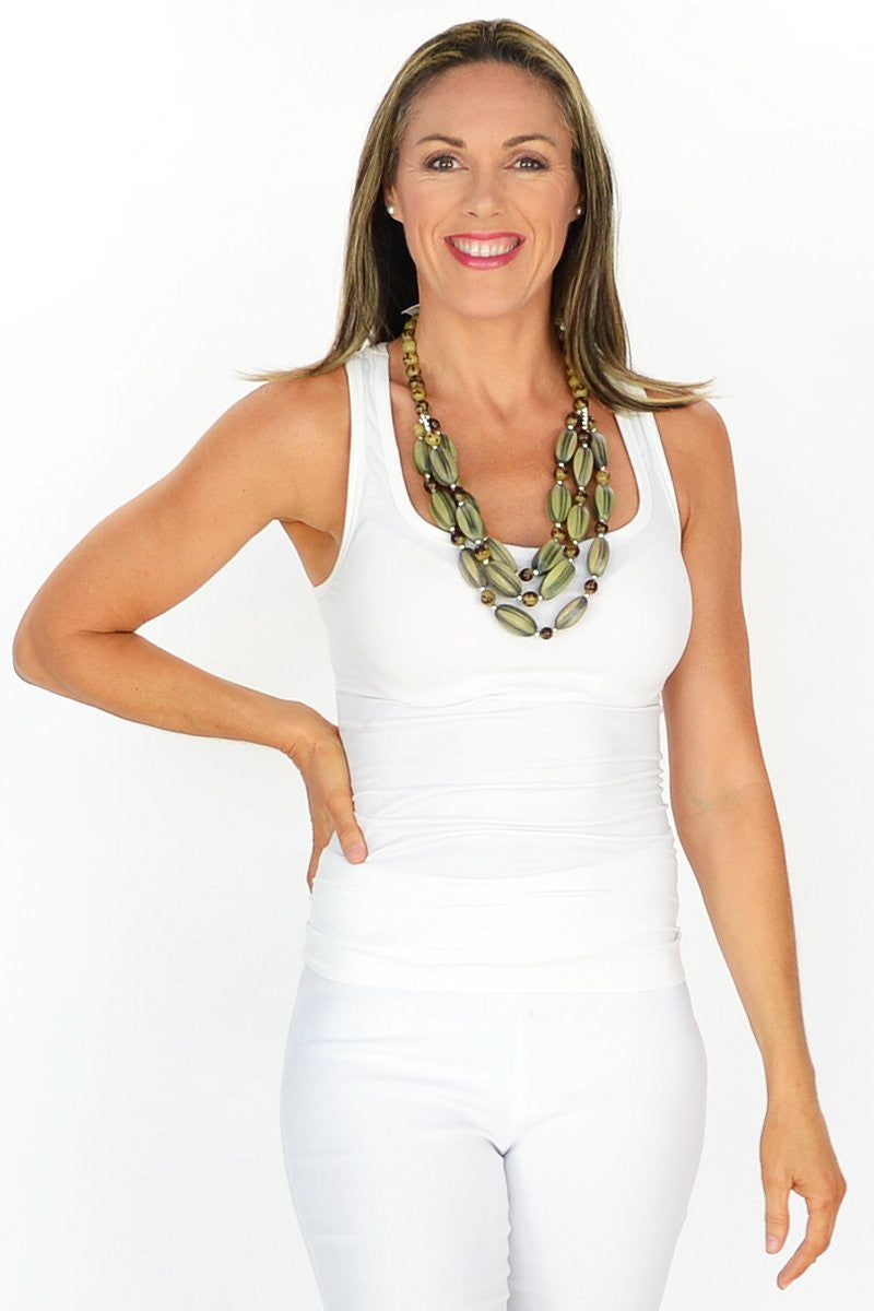 Island Necklace - at I Love Tunics @ www.ilovetunics.com = Number One! Tunics Destination