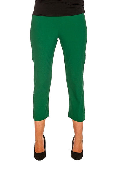 Clarity Green Cut Out Pants