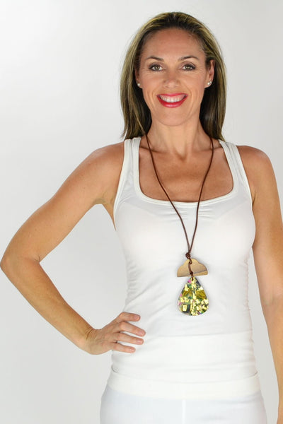 Paradise Fruit Drops Necklace | I Love Tunics | Tunic Tops | Tunic | Tunic Dresses  | womens clothing online
