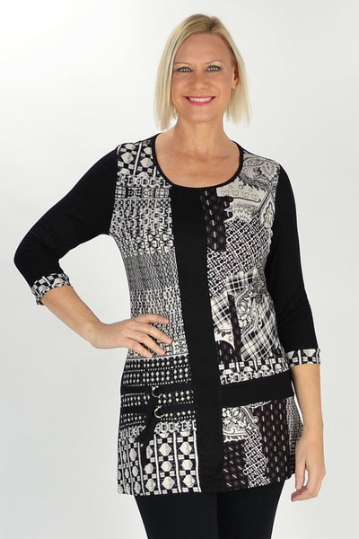 Mimi Tunic - at I Love Tunics @ www.ilovetunics.com = Number One! Tunics Destination