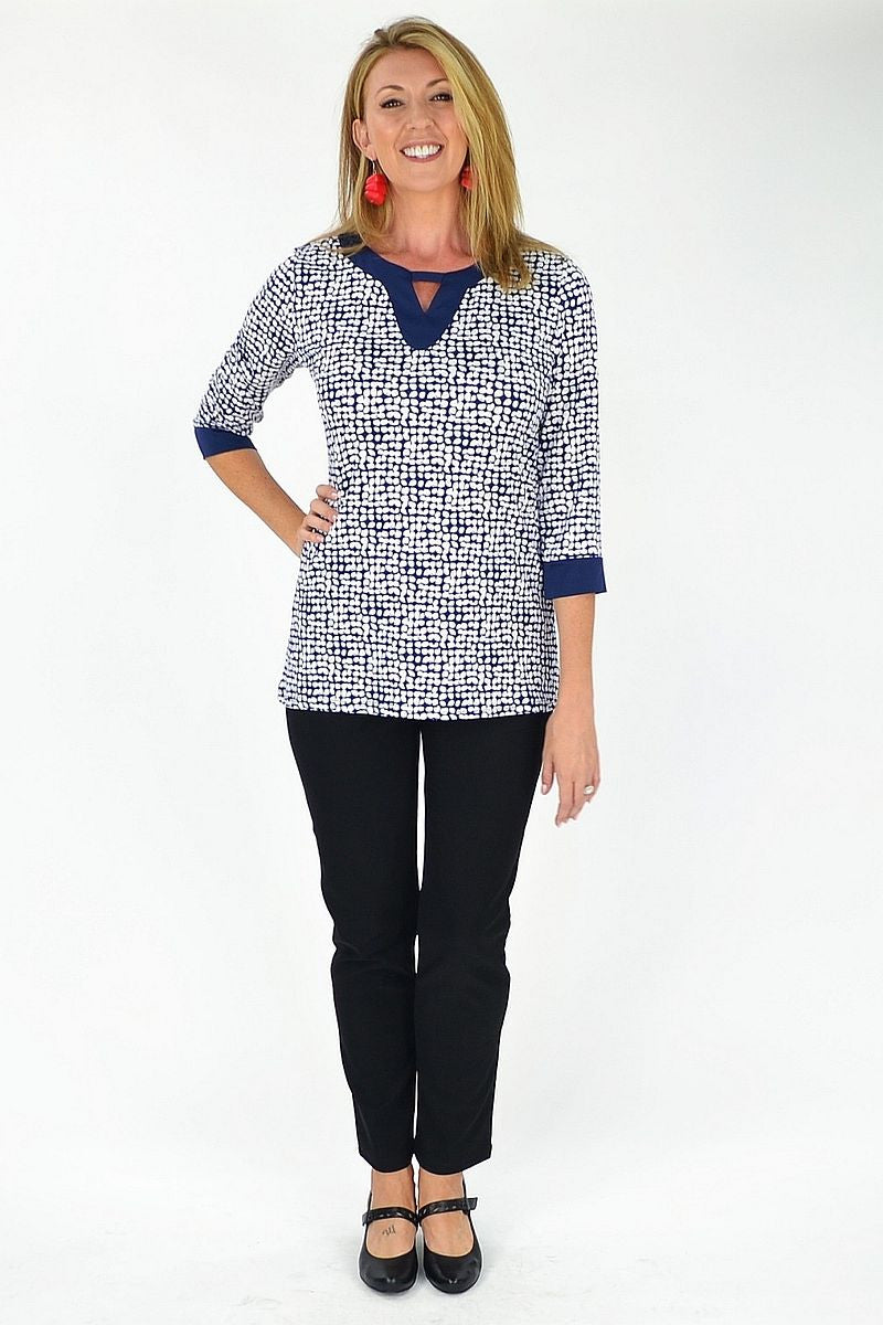 Port Stephens Tunic - at I Love Tunics @ www.ilovetunics.com = Number One! Tunics Destination