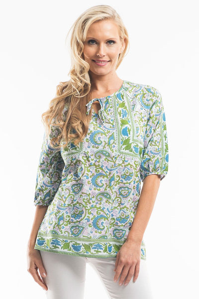 Rita Tunic Top - at I Love Tunics @ www.ilovetunics.com = Number One! Tunics Destination