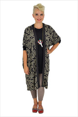 Aztec Knit Cardigan | I Love Tunics | Tunic Tops | Tunic | Tunic Dresses  | womens clothing online