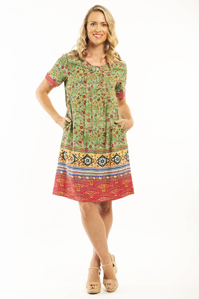 Orientique Kea Cotton Dress
