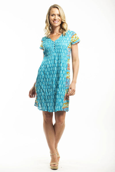 Orientique Fira Cotton Dress