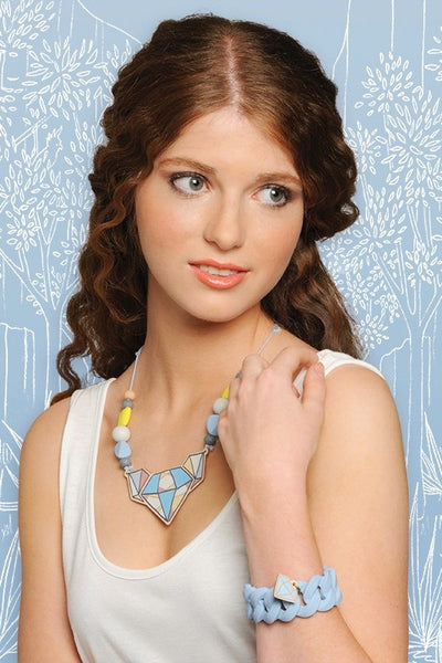 Gems Necklace - at I Love Tunics @ www.ilovetunics.com = Number One! Tunics Destination